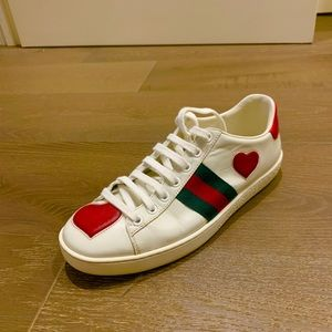 Gucci Women's Ace Embroidered Sneakers